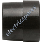 Plastic End Plug (Black)