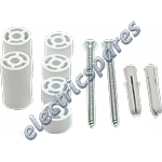 Radiator Fixing Kit (Spacers)