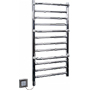 CPTS Chrome Stepped Towel Rail
