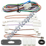Molex Cable Plate, Grommet, Connect